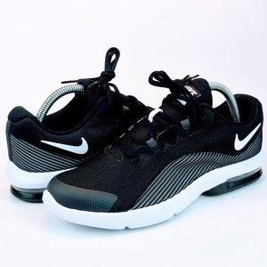 NEW Nike Max Advantage 2 Black White Running Shoes